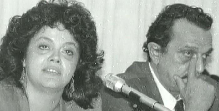 Araújo e Dilma foram casados por mais de 20 anos  (Crédito:  Reprodução/RBS TV)