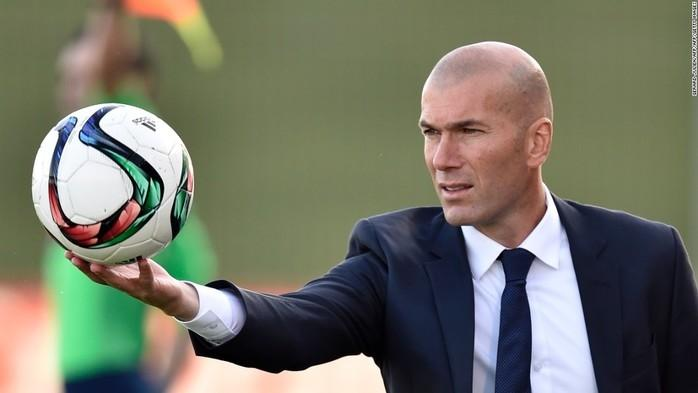 Zinedine Zidane (Crédito: Getty)