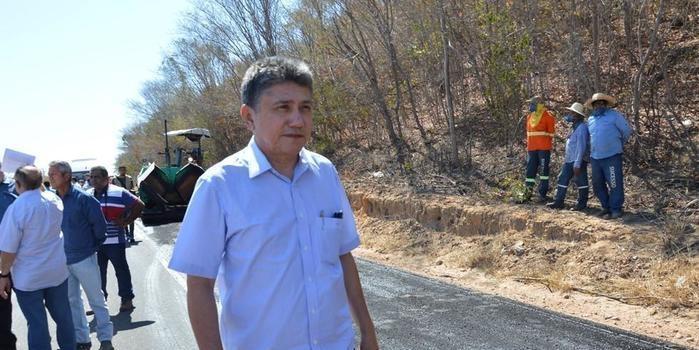 Diretor-geral do DNIT e bancada federal tratam sobre BR-135 em Bom