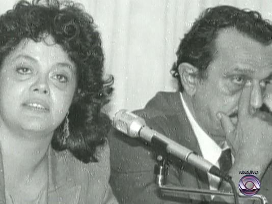 Dilma sobre morte do ex-marido: 'Perdi parceiro de uma vida'