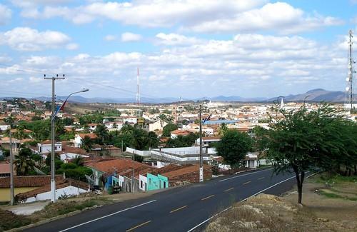 Boa Viagem, no Sertão Central do Ceará (Crédito: Cidade-brasil)