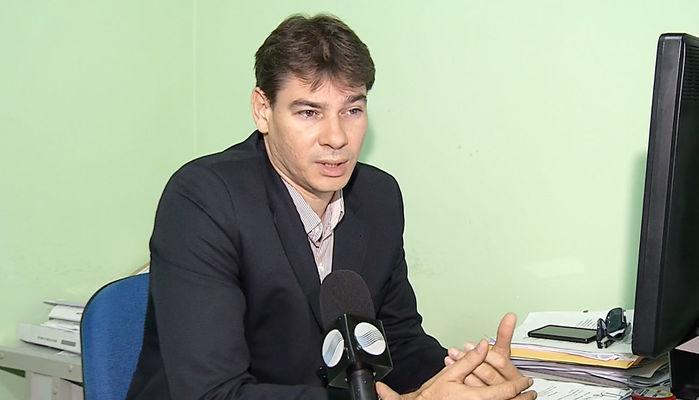 Delegado Marcelo Dias (Crédito: Reprodução)
