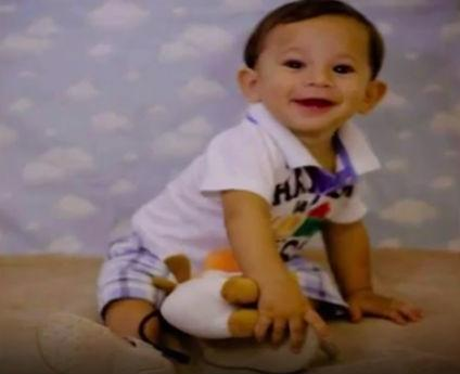 Bebê morre após entrar em hospital para tratar queimadura no braço (Crédito: Reprodução)