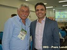 Prefeito Manoel Lázaro participa do Diálogo Municipalista