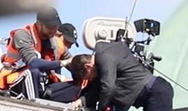Tom Cruise se machuca durante gravação de 'Missão Impossível'