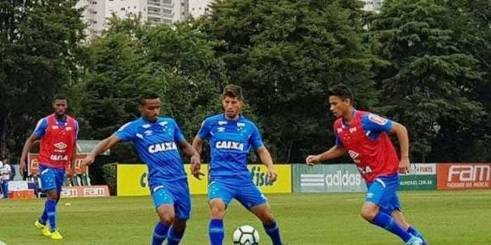 Cruzeiro inicia preparação para enfrentar Grêmio na Copa do Brasil
