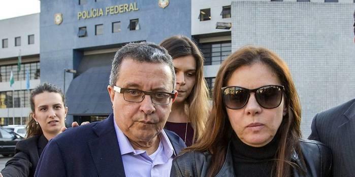 Santana e Mônica Moura alegam