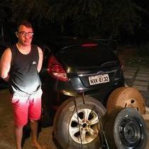 Jovem é preso após furtar veículos na zona Leste de Teresina