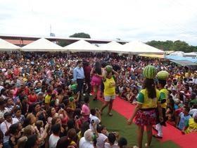 Tudo pronto para o XIII festival da melancia de Jatobá do Piauí