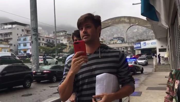 Dado Dolabella é preso no Rio de Janeiro