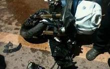 Jovem morre em acidente na BR-222 na divisa do Ceará com o Piauí
