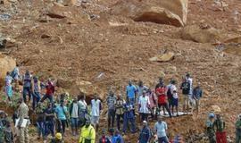 Serra Leoa: 109 crianças e adolescentes já morreram devido chuvas