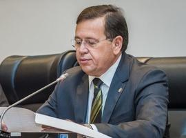 Ministro barra tentativa de Stênio Rezende de trancar processo