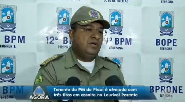 Criminosos atiram em PM aposentado durante assalto na Zona Sul da capital