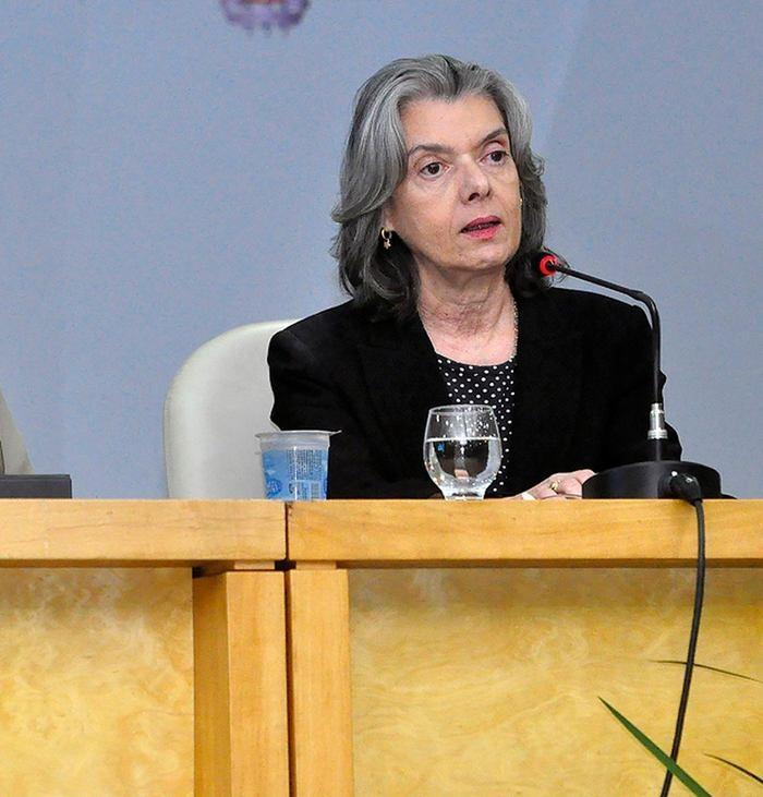 Ministra Cármen Lúcia (Crédito:  Nei Pinto/Ascom)