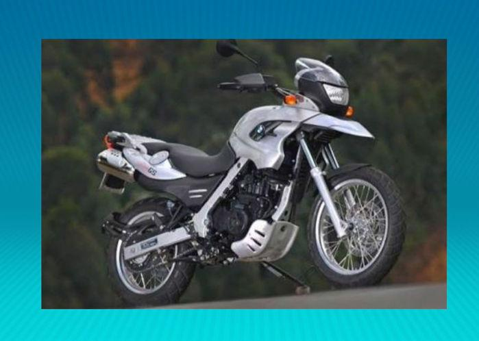 Motocicleta é importada (Crédito: Reprodução)