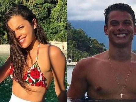 Ex-BBB Mayla Araújo está namorando jovem carioca; foto