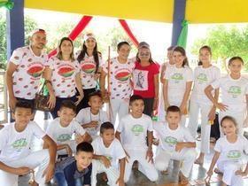 Jatobá do Piauí respirando cultura no XIII festival da melancia