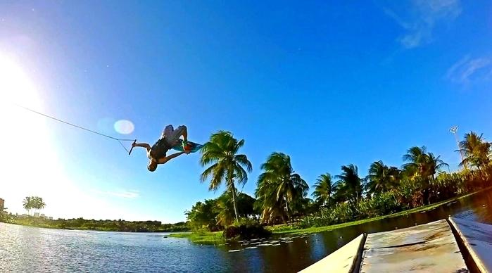 Wekeboard, um ecoesporte  (Crédito: Dudu Garden)