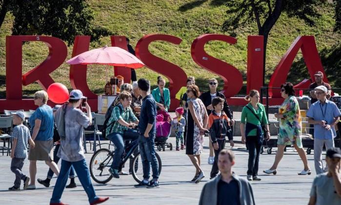 Ataque deixou os moradores da cidade russa assustados (Crédito: MLADEN ANTONOV / AFP)