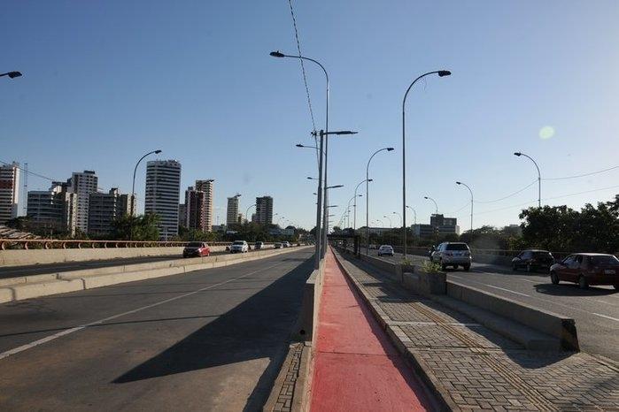 Ponte Juscelino Kubitschek (Crédito: Francisco Gilásio)