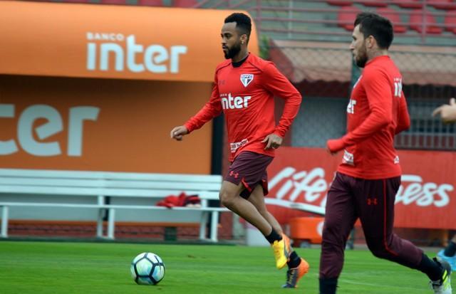 Wesley acertou rescisão de contrato com o São Paulo  (Crédito: Érico Leonan / saopaulofc.net)