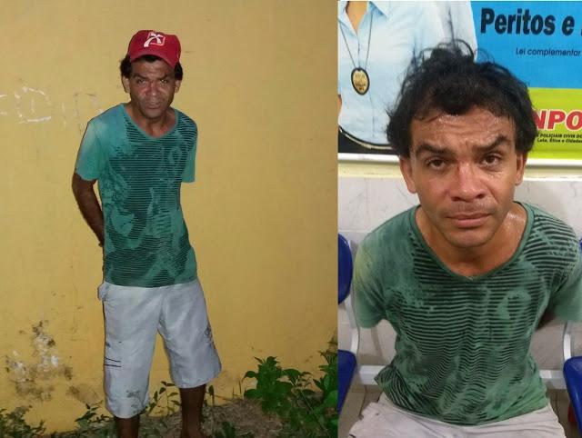 Homem é preso acusado de ato obsceno em via pública de Parnaíba