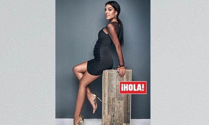 Georgina Rodríguez (Crédito: Reprodução)