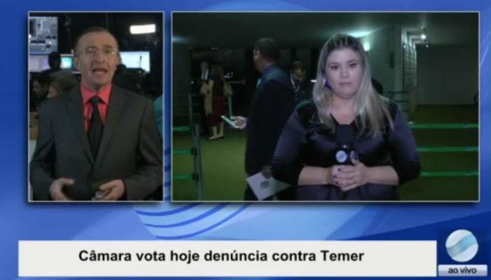 Meio Norte acompanha a votação com flashes ao vivo (Crédito: Reprodução )