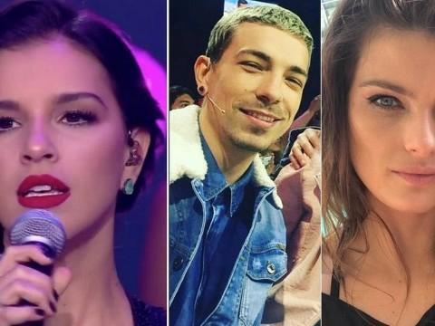 Di Ferrero nega climão com a ex, Mariana Rios e Isabeli Fontana