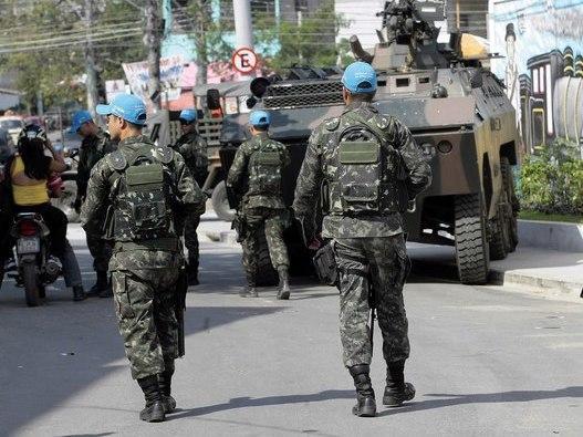 Tenente do Exército perde patente após furto durante operação
