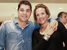 """Esposa de Evaristo Costa detona Brasil: """"Me livrei do hospício"""""""