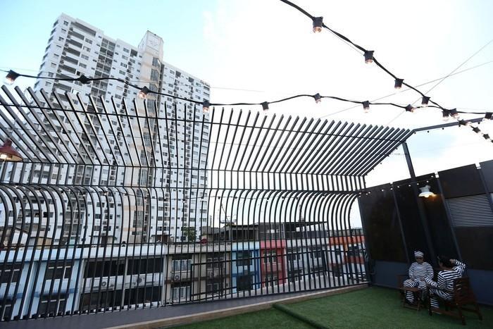Hotel temático (Crédito: Athit Perawongmetha/Reuters)