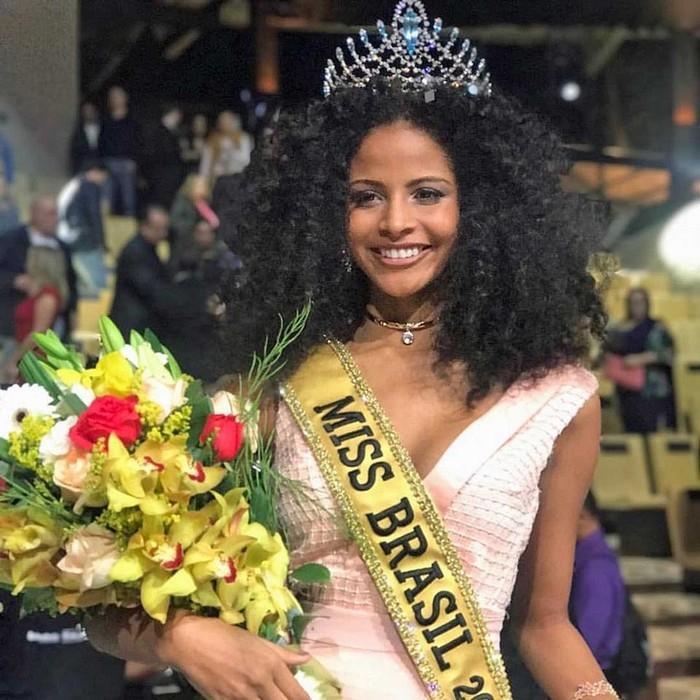 Monalysa Alcântara, é a Miss Brasil 2017
