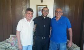 Padre convida autoridades para falar sobre festejos