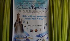 Paróquia lança Festa da Padroeira