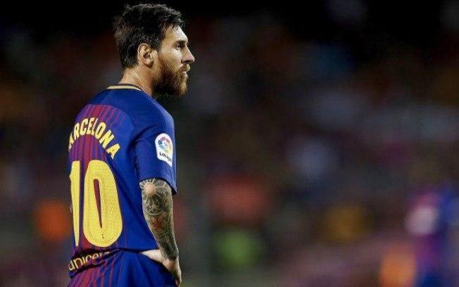 Lionel Messi (Crédito: AS/Reprodução)