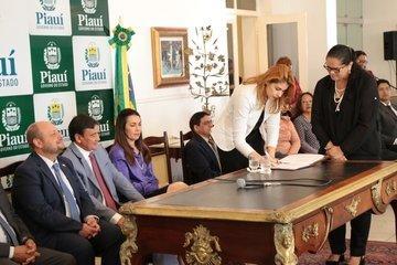 Soraya Castelo Branco toma posse (Crédito: Jorge Bastos/ Divulgação)