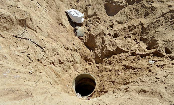 Homem morre soterrado ao trabalhar em escavação de poço no Piauí (Crédito: cidadesnanet)