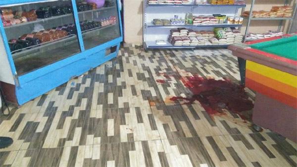 Homem foi morto dentro de bar (Crédito: Portal Samita)