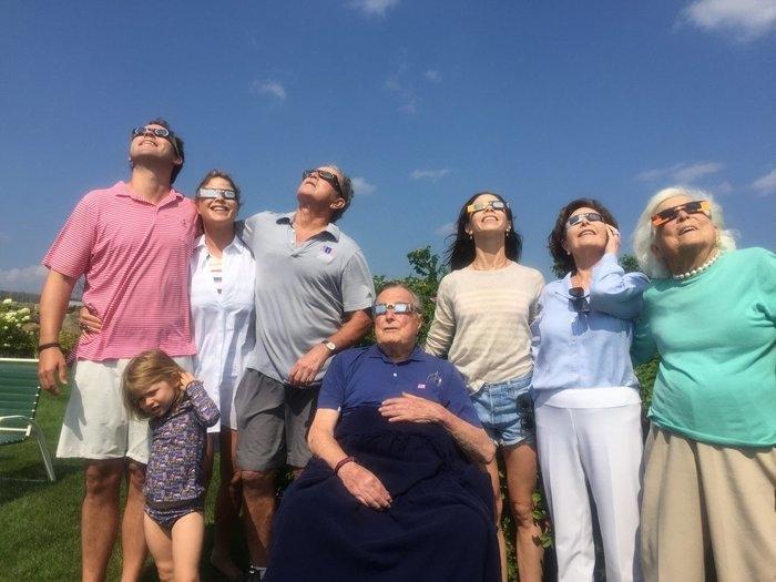 A família Bush