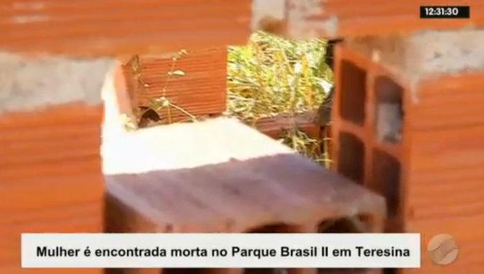 Mulher é encontrada morta com a cabeça esmagada no Parque Brasil