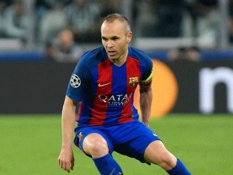 Iniesta pode deixar o Barça e seguir para o City ou Inter de Milão