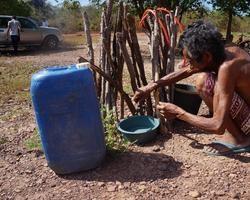 São Domingos será Beneficiada com abastecimento de D'agua
