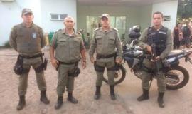 Polícia Militar  captura suspeitos de roubar a panificadora