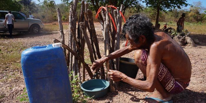 """São Domingos será Beneficiada com abastecimento de D""""agua"""