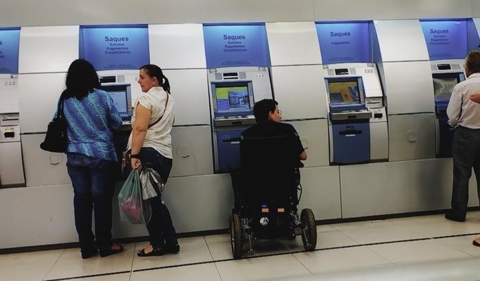 Feriado do Dia do Bancário é nesta segunda (28) em todo o Estado (Crédito: Reprodução)