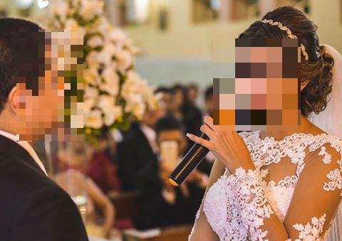 Noiva traída surpreende convidados em seu próprio casamento (Crédito: Foto Ilustrativa)