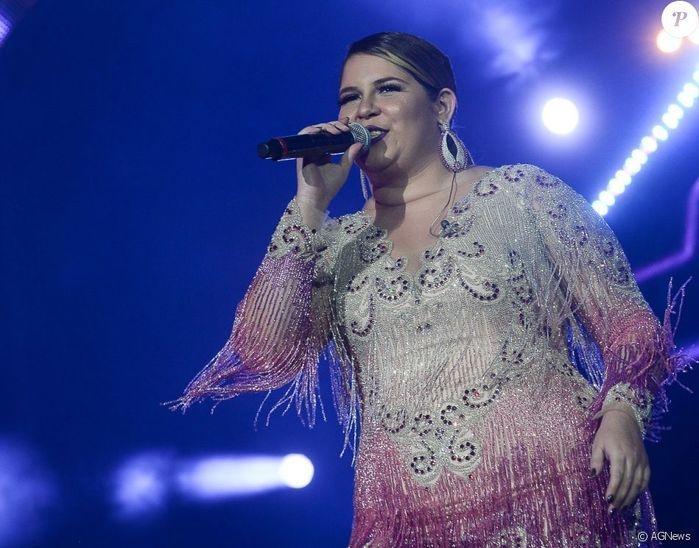 Marília Mendonça (Crédito: AGNews)