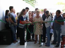 Prefeita Vilma Amorim entrega nova sede da unidade básica de saúde
